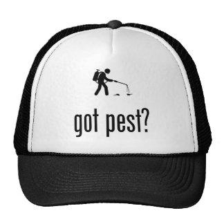 Pest Controller Mesh Hat