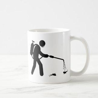Pest Controller Mugs