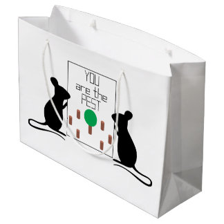Pest Large Gift Bag