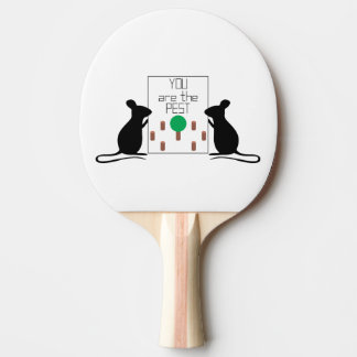 Pest Ping Pong Paddle