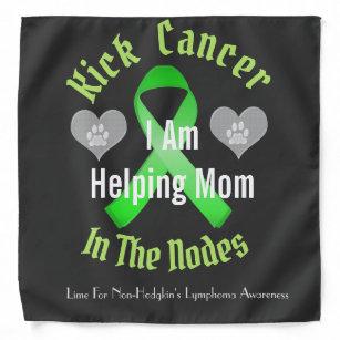pet bandanna lymphoma awareness