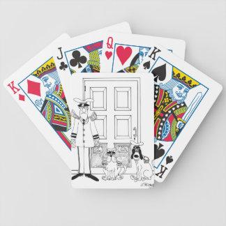 Pet Cartoon 4846 Bicycle Playing Cards