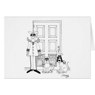 Pet Cartoon 4846 Card