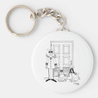 Pet Cartoon 4846 Key Ring