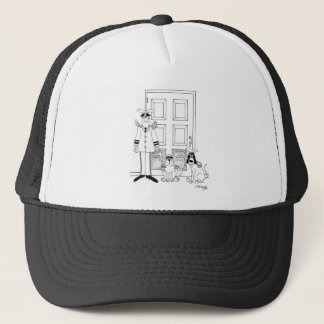 Pet Cartoon 4846 Trucker Hat