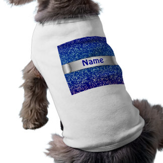 Pet Clothing Glitter Graphic Background
