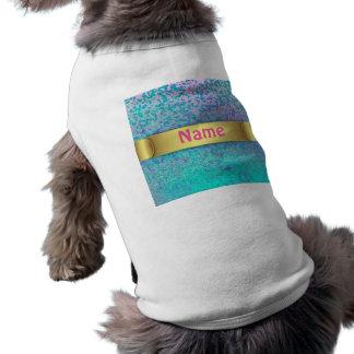 Pet Clothing Glitter Star Dust