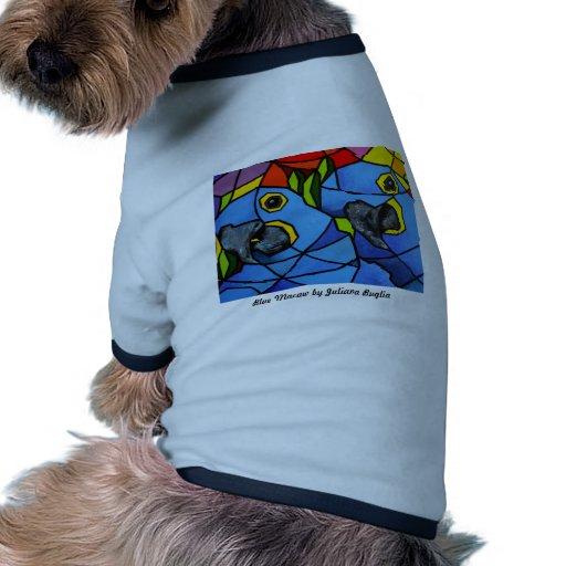 "Pet Clothing ""Macaw"" - Camiseta para Cachorro"