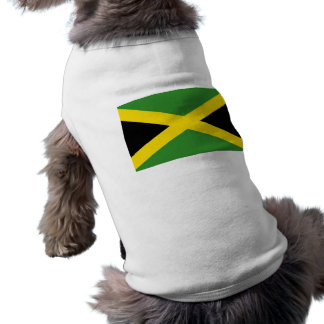 Pet Clothing with Flag of Jamaica