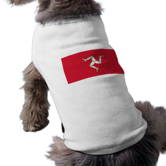 Pet Clothing with Isle of Man Flag, United Kingdom