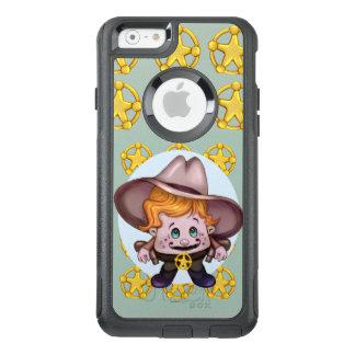 PET COWBOY ALIEN Apple iPhone 6/6s   CS