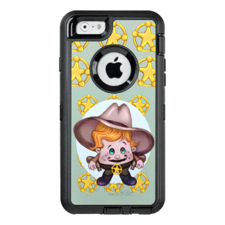 PET COWBOY ALIEN Apple iPhone 6/6s   DS