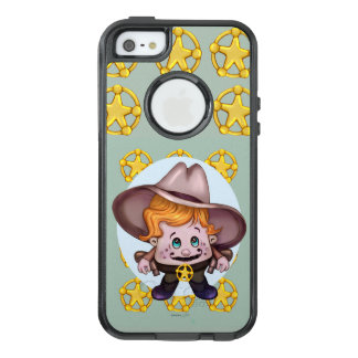 PET COWBOY ALIEN  Apple iPhone SE/5/5s CS
