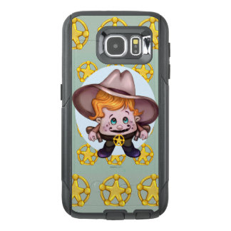 PET COWBOY ALIEN Samsung Galaxy S6 CS