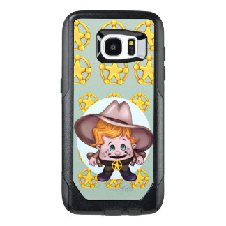 PET COWBOY ALIEN Samsung Galaxy S7 Edge  CS