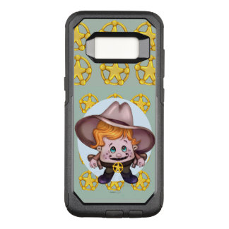 PET COWBOY ALIEN  Samsung Galaxy S8 CS