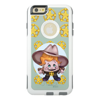 PET COWBOY ALIEN  Symmetry iPhone 6/6s CS W