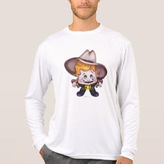 PET COWBOY COMPETITOR long sleeve SHIRT