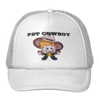 PET COWBOY Trucker Hat 2