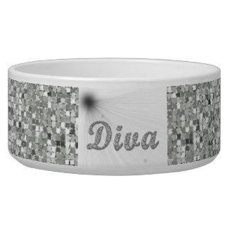 Pet DIVA Dog or Cat bowl Dish