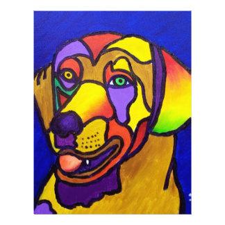 Pet Dog by Piliero 21.5 Cm X 28 Cm Flyer
