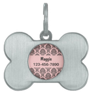 Pet Dog ID Tags Colorful