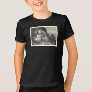 Pet Dragon and Maiden T-Shirt