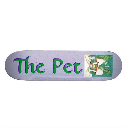 Pet Dragon Skateboard