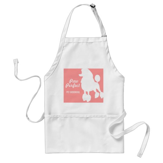 Personalised Dog Grooming Apron