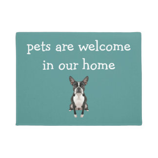 Pet Home Welcome Mats