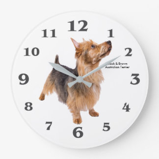Pet image for Round  Large Wall Clock
