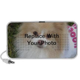 Pet Keepsake Photo Speaker