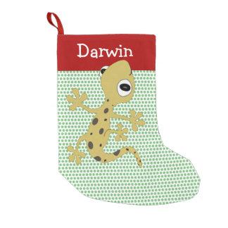 Pet Lizard Christmas Stocking