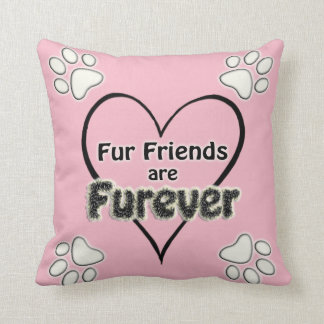 Pet Lovers Pillow Customize Background