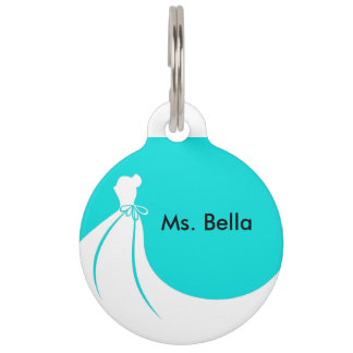 Pet Maid of Honour Pet ID Tag
