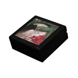 Pet Memorial Box Small Square Gift Box
