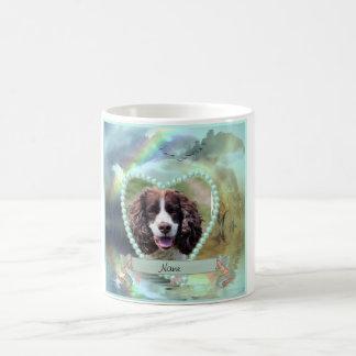 Pet Memorial Gift Personalised Coffee Mug