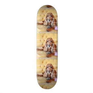 Pet memorial photo PERSONALIZE 20.6 Cm Skateboard Deck