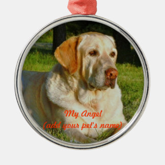 Pet Memory Ornament - My Angel - Make Your Own