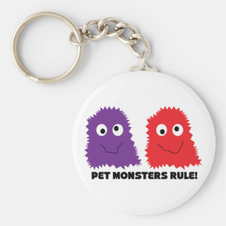 Pet Monsters Rule! Keychains
