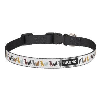 Pet Name Dog Collar