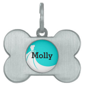 Pet of Honor Pet Name Tag