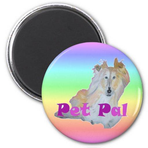 Pet Pal Fridge Magnet