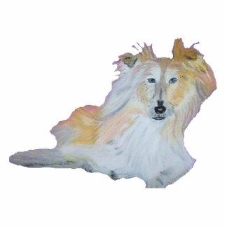 Pet Pal Standing Photo Sculpture