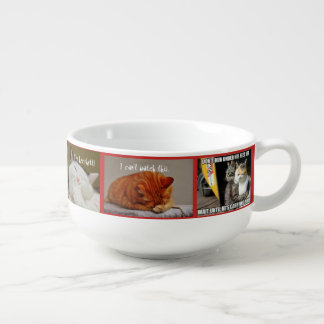 """Pet Pay back"" Soup Mug"