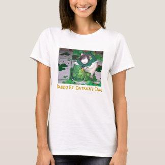 Pet Rat, Edison, St. Patrick's Day T-Shirt