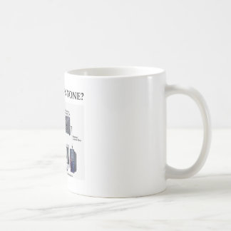 PET Scan, Anyone? (Positron Emission Tomography) Mug