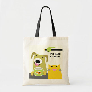 Pet Sitter's Business Tote Bag