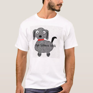 Pet Sitters Rock T-Shirt