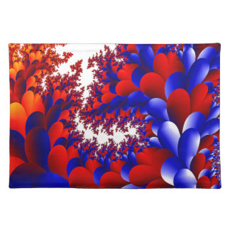 Petal With A Twist Placemat